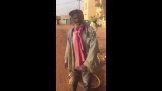 Mali - Quand un Forgeron vieilli, il se transforme en Peul