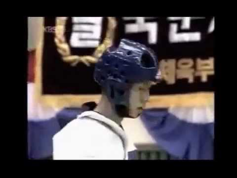 Korean TKD Nationals [Army Welter Weight Finals]