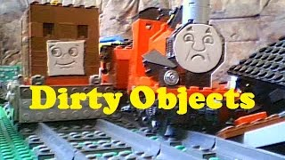 getlinkyoutube.com-LEGO: Dirty Objects