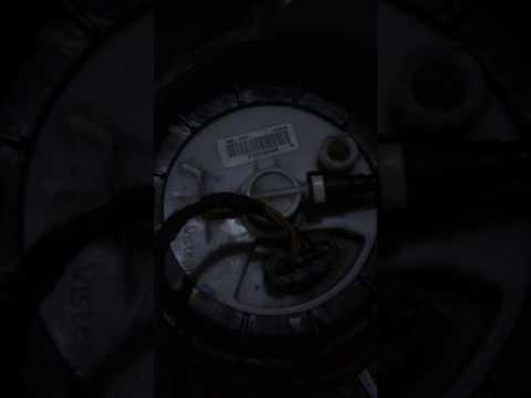 Работает бензонасос с новыми фильтрами на Форд Фокусе 2 115л.с