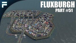 """getlinkyoutube.com-Cities Skylines - Fluxburgh [PART 51] """"Offshore Industrial Complex"""""""