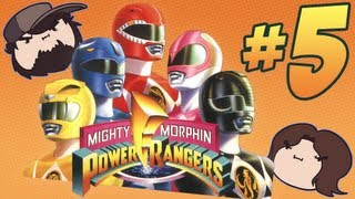 Mighty Morphin Power Rangers Polearm Axe 8211 Part 5 8211 Game Grumps