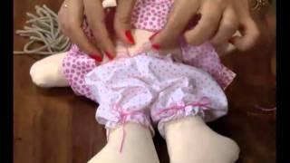 getlinkyoutube.com-Mulher.com 12/10/2011 - Boneca de Pano
