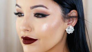 getlinkyoutube.com-Classic Fall Makeup Tutorial
