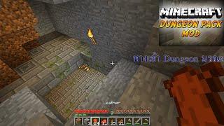 getlinkyoutube.com-Minecraft Mod Dungeon Pack Part 1 ดันเจี๊ยนมรณะ