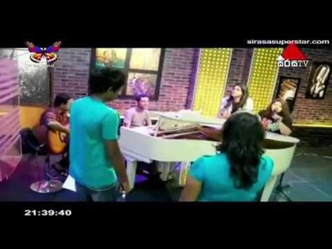 Dasun Madushan - Sirasa Super Star Season 5 The Next Voice - ahan inna ahagena inna