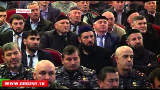 getlinkyoutube.com-Рамзан Кадыров не позволит поднять голову сочувствующим Иблисскому государству