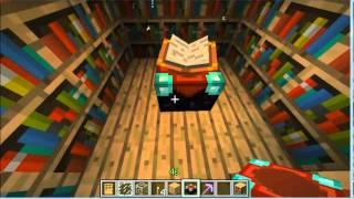 """getlinkyoutube.com-[HUN] Minecraft enchantment table használata - egyszerűen!! """"Minecraft képesség"""" (1.2.5 / R1)"""