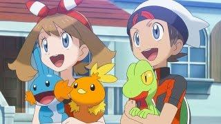 getlinkyoutube.com-Pokemon Omega Ruby Version & Pokemon Alpha Sapphire Version - Animated Trailer