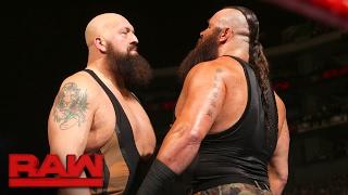 getlinkyoutube.com-Big Show vs. Braun Strowman: Raw, Feb. 20, 2017