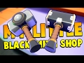 I LOVE TITANIUM HAMMERS! - Bodyguard Glitch - My Little Blacksmith Shop Gameplay