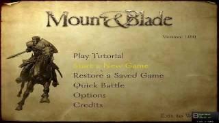 getlinkyoutube.com-Mount and blade Serial Key