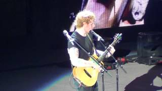 getlinkyoutube.com-Ed Sheeran - Take It Back MEDLEY - Greek Theatre - Berkeley, CA - June 26, 2015