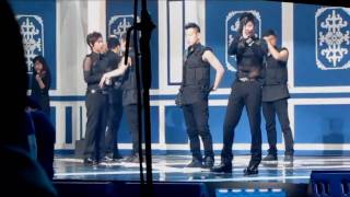 "getlinkyoutube.com-[Fancam 15] SS501 - ""Love Ya"" Rehearsal @ Music Core [10.06.05]"