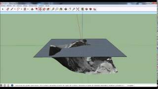 getlinkyoutube.com-Tip de Google Earth - Curvas de nivel con Google Earth y SketchUp 2014