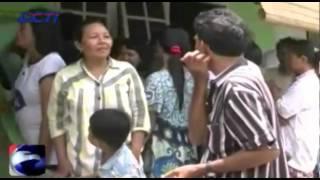 getlinkyoutube.com-Istri Bakar Suami Selingkuh, Suami Aniaya Istri