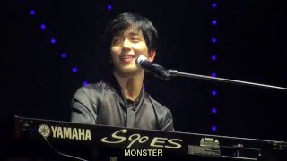 getlinkyoutube.com-【160123|Come Together In BeiJing】JungYongHwa Focus.Full Ver