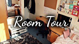 Cambridge University Dorm Room Tour + Organisation Tips! 2018