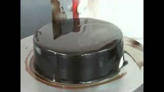 getlinkyoutube.com-Mirror icing (glaze) Noar
