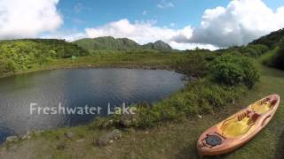 getlinkyoutube.com-Boeri Lake & Freshwater Lake, Dominica (in HD)