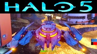 getlinkyoutube.com-Halo 5 WARZONE GAMEPLAY | Full Match | Phaeton, Plasma Caster, Running Riot