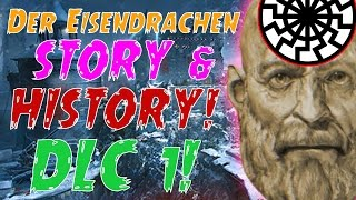 getlinkyoutube.com-DER EISENDRACHEN STORY & HISTORY! - Iron Dragon! Ice Caves/Black Sun! DLC 1 Black Ops 3 Zombies!