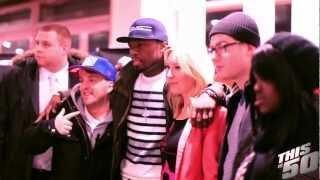 50 Cent SMS Audio Promo Tour In Berlin & Vienna
