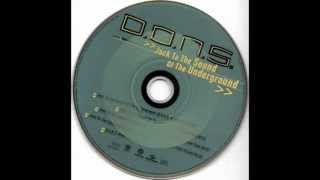 D.O.N.S. - Jack To The Sound Of The Underground (DJ Lee vs. D.O.N.S. Dub Tune) [Kontor Records 1999]