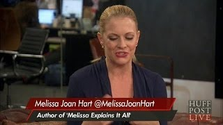 Melissa Joan Hart Partied With Britney Spears