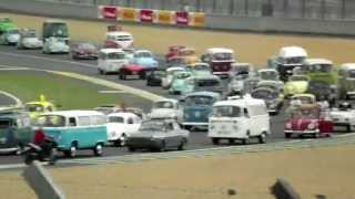 getlinkyoutube.com-Super VW Festival du Mans 2014 - La Grande Parade