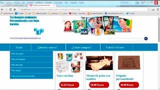 getlinkyoutube.com-Curso de crear tu tienda online con carrito de compra  html5 php y mysql