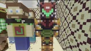 getlinkyoutube.com-Cubehamster Statue! (Hermitcraft)