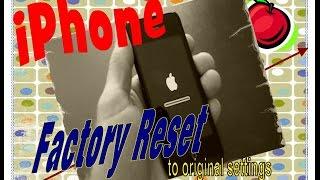 getlinkyoutube.com-iPhone reset to factory original settings