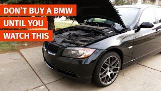 getlinkyoutube.com-DON'T BUY A BMW UNTIL YOU WATCH THIS!
