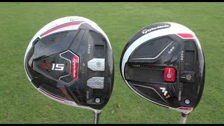 Driver Test: TaylorMade M1 v R15