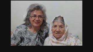 نه به اعدام 35- کشتار های سال 67/ مادر بهکیش- گفتگو با مرسده قائدی
