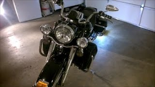 getlinkyoutube.com-Harley Davidson Road King - The Good, the Bad, the Ugly review