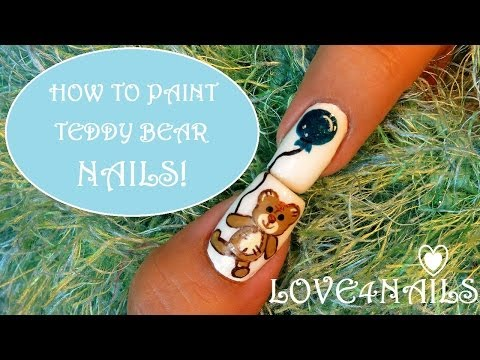 Manicure Monday Nail Art Design #3 for StyleHaul Blog ~ Tutorial