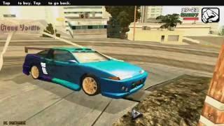 getlinkyoutube.com-GTA SA ANDROID CLEO SCRIPTS | Car Spawner + Transfender & MORE!