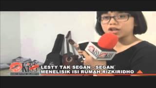 getlinkyoutube.com-Sedang PDKT Lesty dan Rizky Kini Bertetangga - Kiss Pagi 23/09/15