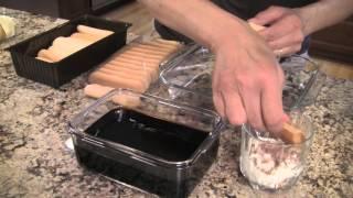 getlinkyoutube.com-How To Make Tiramisu | No Raw Eggs | Gluten Free Italian Dessert
