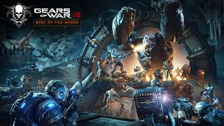 Gears of War 4 - 'Rise of the Horde' Frissítés