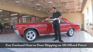 getlinkyoutube.com-1967 Chevelle SS 396 for sale at with test drive, driving sounds, and walk through video