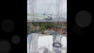 Montaggio Traliccio ProSistel & Antenna Ultrabeam 6-20m