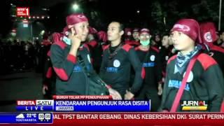 getlinkyoutube.com-Kepolisian Bubarkan Paksa Demo Buruh di Istana Negara