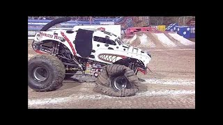 getlinkyoutube.com-Monster Mutt Dalmatian Freestyle Monster Jam World Finals XI