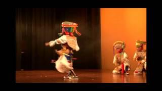 getlinkyoutube.com-danza de tijeras de apurimac en el museo de la nacion