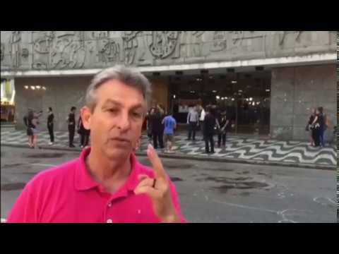 Governo silencia a arte no Teatro Guaira