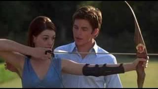 getlinkyoutube.com-The Princess Diaries 2 - Mia's second archery lesson