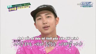 getlinkyoutube.com-[BangTanSodamn][Vietsub] 150617 BTS @ Weekly Idol